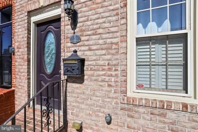 3216 O\'Donnell Street, Baltimore, MD 21224 - #: MDBA487176