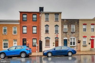 3034 Hudson Street, Baltimore, MD 21224 - #: MDBA487186