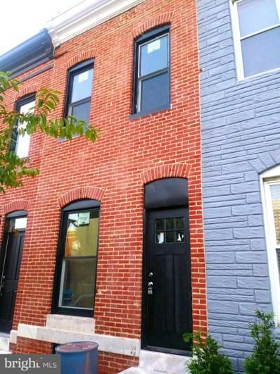 154 N Potomac Street, Baltimore, MD 21224 - #: MDBA487196