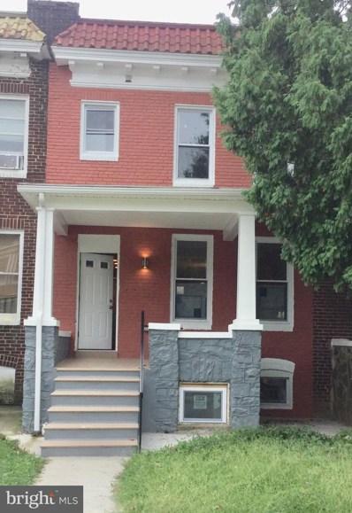 3007 W Garrison Avenue, Baltimore, MD 21215 - MLS#: MDBA487200