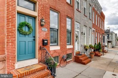 1019 S Ellwood Avenue, Baltimore, MD 21224 - #: MDBA487204