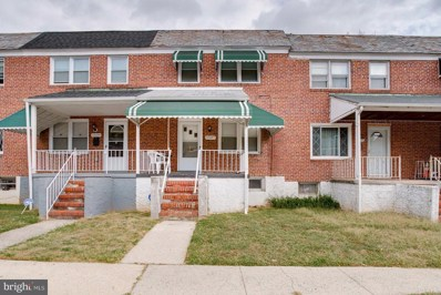 5507 Lynview Avenue, Baltimore, MD 21215 - #: MDBA487224
