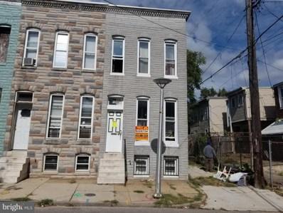 1900 W Fairmount Avenue, Baltimore, MD 21223 - #: MDBA487250
