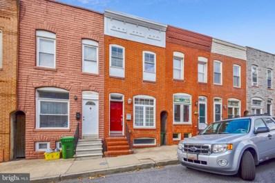 814 S Rose Street, Baltimore, MD 21224 - #: MDBA487272