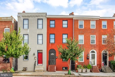 29 S Ann Street, Baltimore, MD 21231 - #: MDBA487374