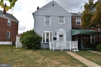 4359 Old Frederick Road, Baltimore, MD 21229 - #: MDBA487376