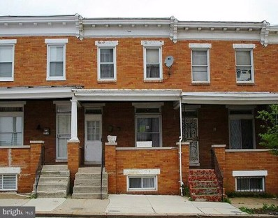 2702 E Oliver Street, Baltimore, MD 21213 - #: MDBA487404