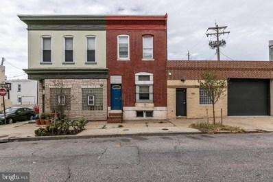 3124 E Lombard Street, Baltimore, MD 21224 - #: MDBA487420
