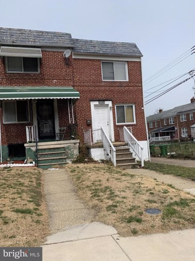 4100 Woodridge Road, Baltimore, MD 21229 - #: MDBA487454