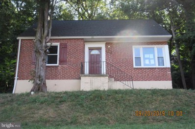 2703 Talbot Road, Baltimore, MD 21216 - #: MDBA487458