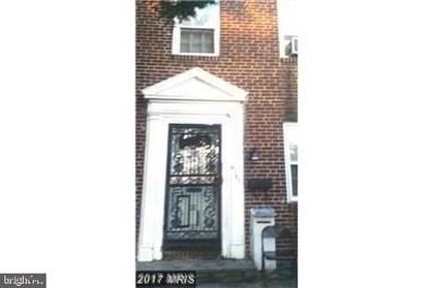 4107 The Alameda, Baltimore, MD 21218 - #: MDBA487478