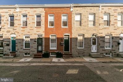 125 N Glover Street, Baltimore, MD 21224 - #: MDBA487530