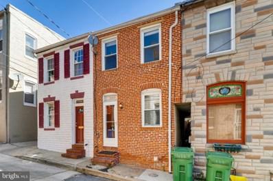 507 S Madeira Street, Baltimore, MD 21231 - #: MDBA487536