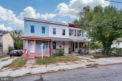 3606 Old York Road, Baltimore, MD 21218 - #: MDBA487538