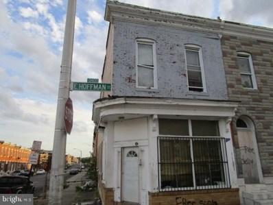 2333 E Hoffman Street, Baltimore, MD 21213 - #: MDBA487568