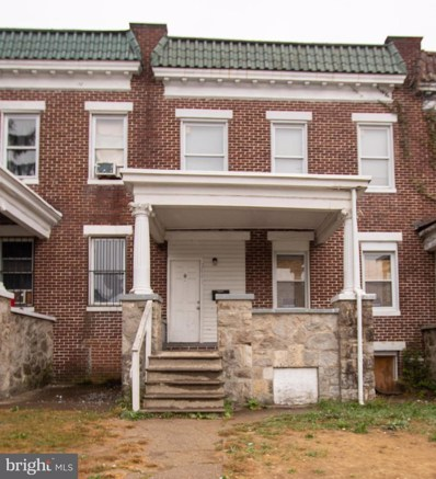 2641 Quantico Avenue, Baltimore, MD 21215 - MLS#: MDBA487600