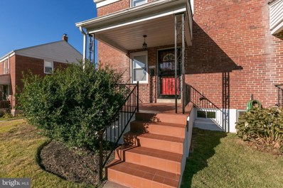 5912 Glenkirk Road, Baltimore, MD 21239 - #: MDBA487644