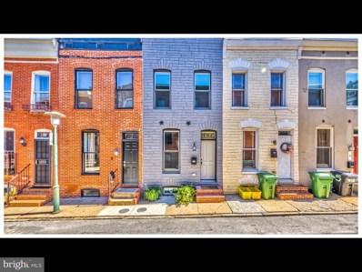 9 N Glover Street, Baltimore, MD 21224 - #: MDBA487810