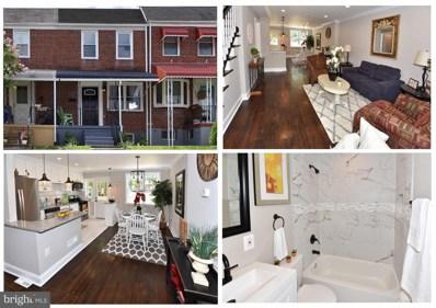 6613 Marne Avenue, Baltimore, MD 21224 - #: MDBA487830