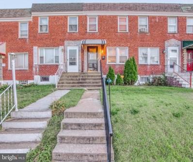 3643 Lyndale Avenue, Baltimore, MD 21213 - #: MDBA487960