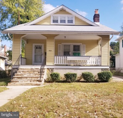 3803 Grantley Road, Baltimore, MD 21215 - #: MDBA488038