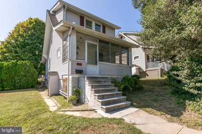 4313 Woodlea Avenue, Baltimore, MD 21206 - #: MDBA488100