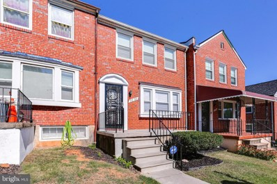 3220 Dorithan Road, Baltimore, MD 21215 - MLS#: MDBA488140