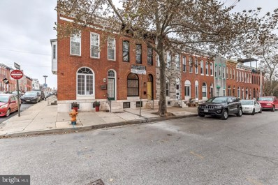 117 W Clement Street, Baltimore, MD 21230 - #: MDBA488162