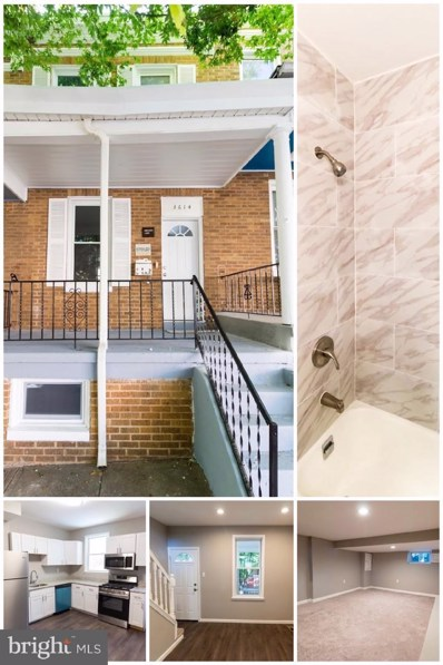 3614 Malden Avenue, Baltimore, MD 21211 - #: MDBA488194