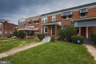 4209 Roland View Avenue, Baltimore, MD 21215 - #: MDBA488200