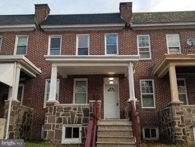3134 Sequoia Avenue, Baltimore, MD 21215 - #: MDBA488224
