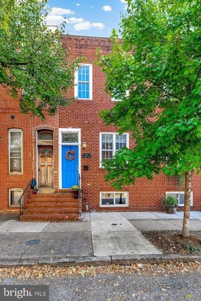1719 S Charles Street, Baltimore, MD 21230 - #: MDBA488292