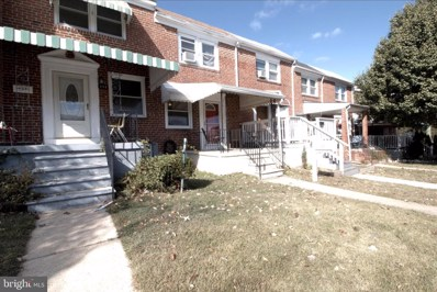 1110 Broening Highway, Baltimore, MD 21224 - #: MDBA488308