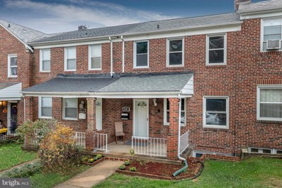 3445 Woodstock Avenue, Baltimore, MD 21213 - #: MDBA488334