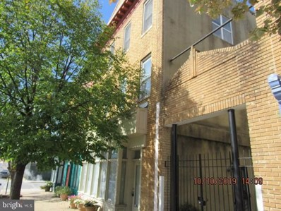 1406 E Baltimore Street UNIT 100, Baltimore, MD 21231 - #: MDBA488376