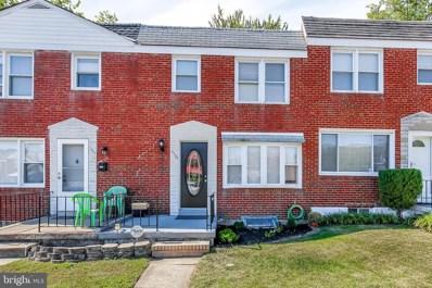 5502 Bucknell Road, Baltimore, MD 21206 - #: MDBA488420
