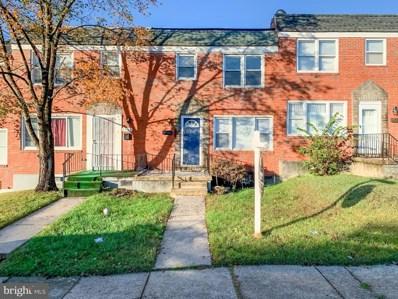 5470 Bucknell Road, Baltimore, MD 21206 - #: MDBA488524