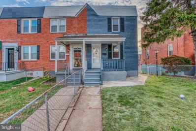2028 Harman Avenue, Baltimore, MD 21230 - #: MDBA488546