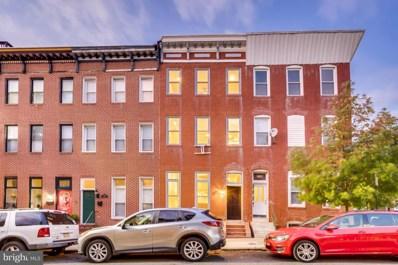 2128 E Lombard Street, Baltimore, MD 21231 - #: MDBA488590