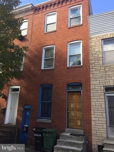 410 S Collington Avenue, Baltimore, MD 21231 - #: MDBA488596