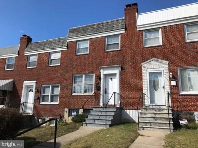 4326 Greenhill Avenue, Baltimore, MD 21206 - #: MDBA488618