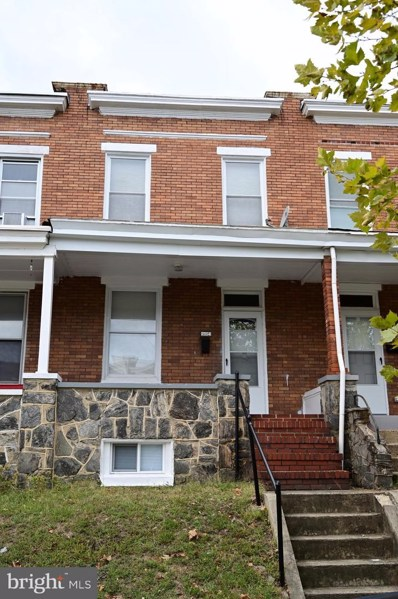 2554 Aisquith Street, Baltimore, MD 21218 - #: MDBA488646