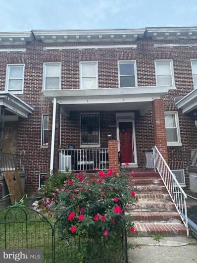 2329 Aiken Street, Baltimore, MD 21218 - #: MDBA488660