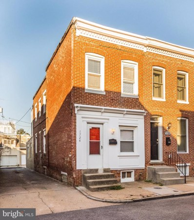1724 Patapsco Street, Baltimore, MD 21230 - #: MDBA488674