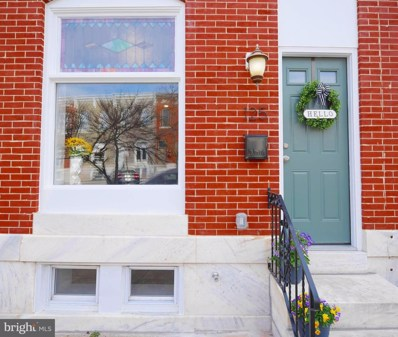 125 N Luzerne Avenue, Baltimore, MD 21224 - #: MDBA488706