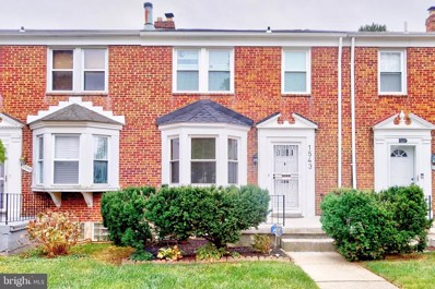 1543 Sheffield Road, Baltimore, MD 21218 - #: MDBA488738