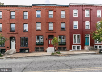 1916 Park Avenue, Baltimore, MD 21217 - #: MDBA488768