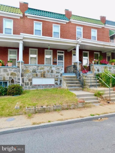 4804 Alhambra Avenue, Baltimore, MD 21212 - #: MDBA488778