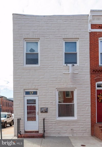 17 E Heath Street, Baltimore, MD 21230 - #: MDBA488804