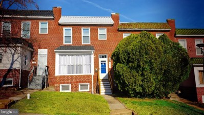 614 Radnor Avenue, Baltimore, MD 21212 - #: MDBA488830